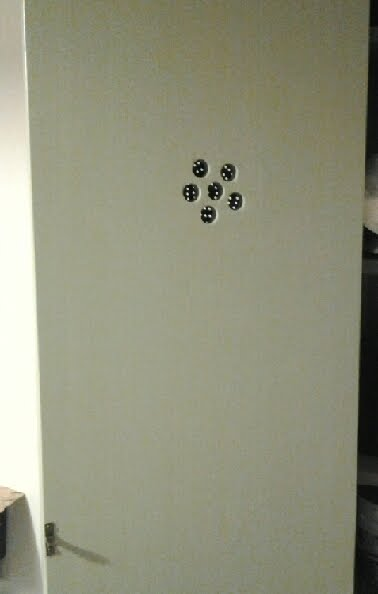 Hemnes Tall Cabinets In Kitchen