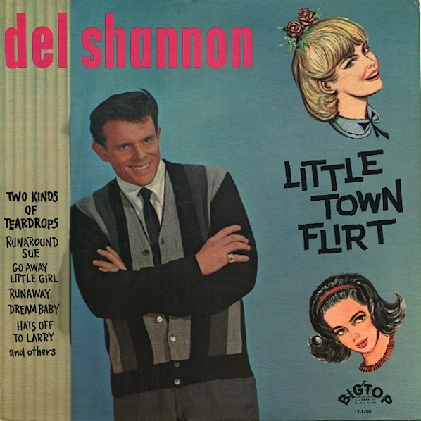 del shannon little town flirt video