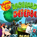 Phineas y Ferb Backyard Defense juego