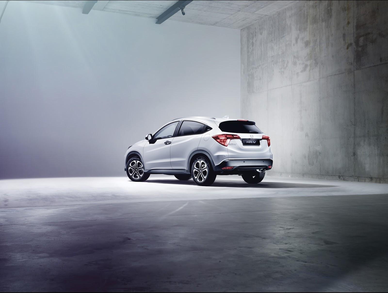 40669 2015 Honda HR V Νέο Honda HR-V : Το πολυμορφικό SUV