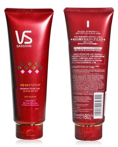 Vidal Sasoon Premium Color Care treatment
