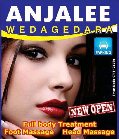Anjalee Wedagedara | Spa in Nugegoda