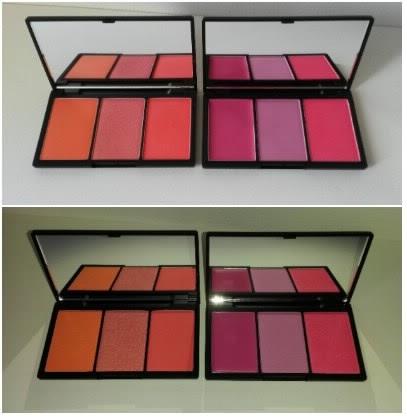 Blush by 3 sleek makeup sweet cheeks & lace