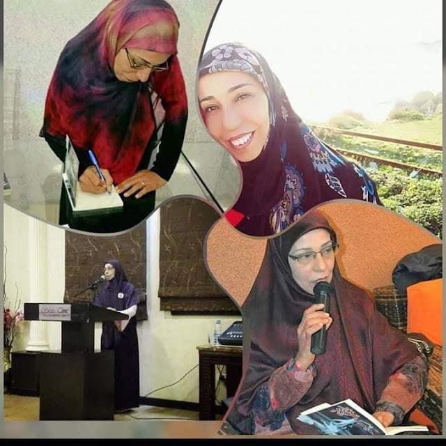 الكاتبة اللبنانية فاطمة علي يونس لسحر الحياة:رانيا ترنيمة عشق واقعية خطيتها باناملي وريان ناصر هي من شجعني على الكتاية