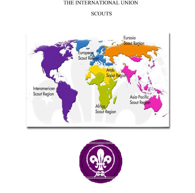 المنظمة الكشفية العالمية ..كشافة مصرية