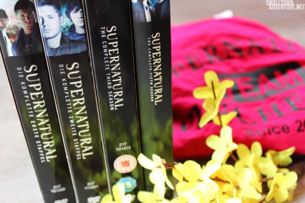 Supernatural - Supernatural Fan - Spn Family - Serien Merchandise - Spn Shirt - Probleme Serienjunkie - Serienjunkie - Serienrezension - Serientipp