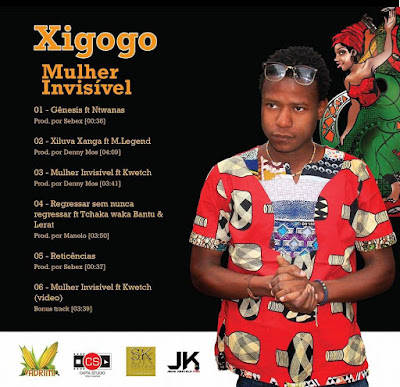 Xigogo feat Kwetch  - Mulher Invisível  (SK Service) [Download]