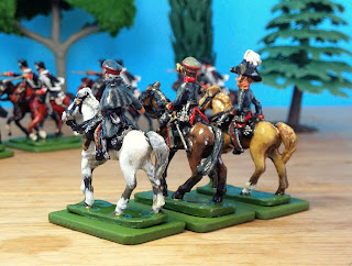 Hinton Hunt Prussian Napoleonic General Staff