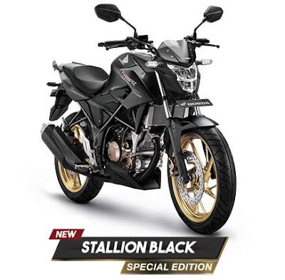 Spesifikasi dan Harga All New Honda CB150R Streetfire Terbaru 2018