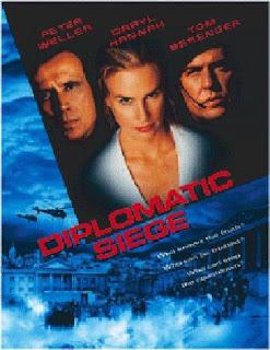 Sinopsis Film Diplomatic Siege (1999)