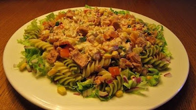 Najbolja salata od tunjevine / Perfect homemade tuna salad