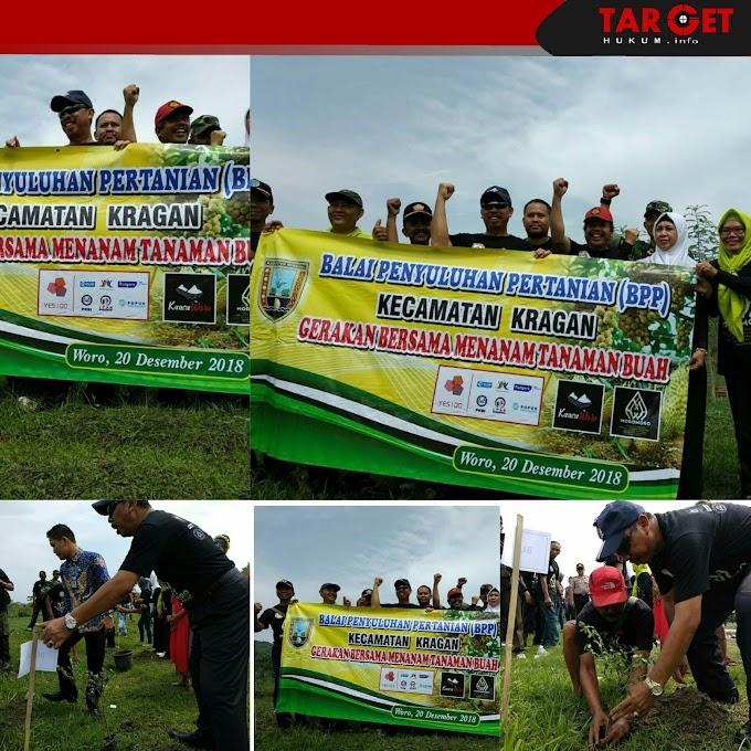 "Event ""Moro Woro"" Sarana Promosikan Potensi Desa Woro Kragan Rembang"