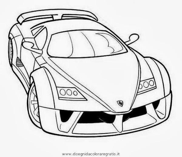 Disegni Da Colorare Ferrari 2019