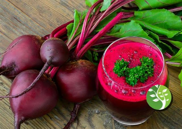 remolacha Una de las mejores multivitaminas de la naturaleza y llena de nutrientes