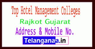 Top Hotel Management Colleges in Rajkot Gujarat