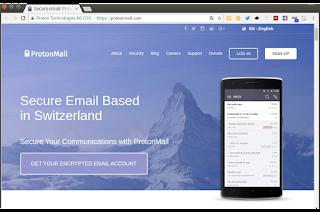ProtonMail:可能是世上最安全的电邮服务