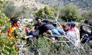 Palestinians reject Israeli claim boy was hurt in bike accident
