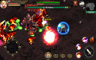 Download ZENONIA S: Rifts In Time v1.1.6 MOD