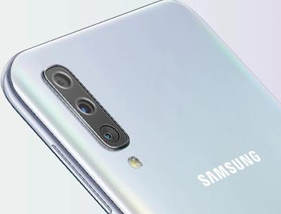 Samsung Galaxy A60 could sports 32MP selfie camera and in-display fingerprint sensor