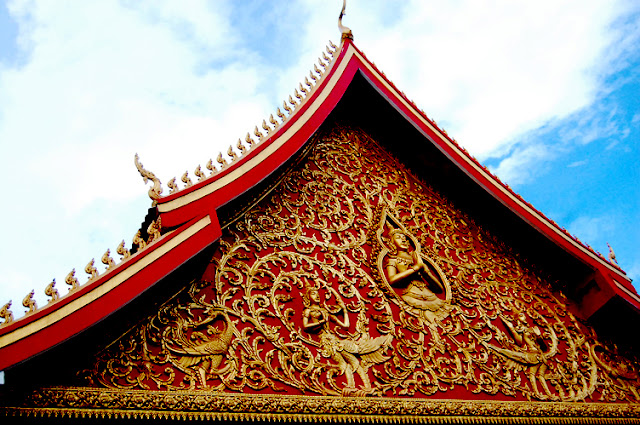 bowdywanders.com Singapore Travel Blog Philippines Photo :: Laos :: The Wat Si Saket – What To See In Vientiane's Oldest Temple