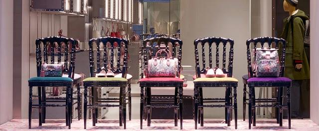 Principais produtos das lojas Gucci em Miami e Orlando