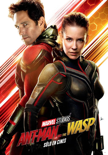 Ant-Man and the Wasp 2018 Dual Audio 1GB | 350MB HDCAM Hindi Dubbed Poster