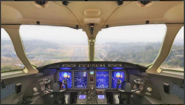 Game Pesawat Simulator Flight Simulator 3D: Airplane Pilot APK