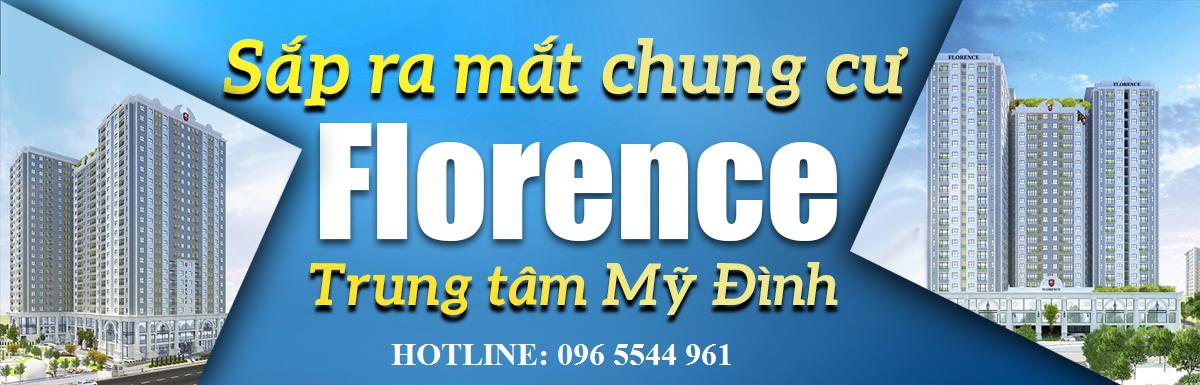Phối cảnh Chung cư Floremce Trần Hữu Dực