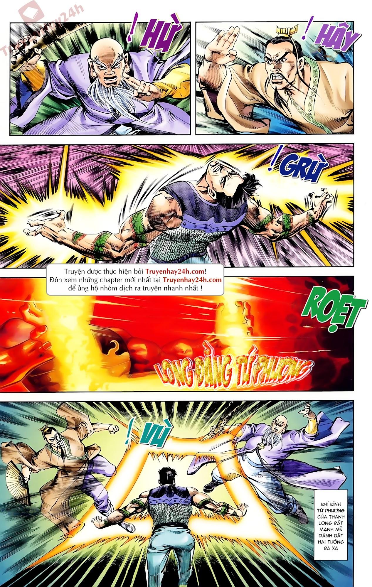 Cơ Phát Khai Chu Bản chapter 61 trang 26