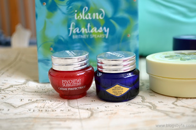 Pivone Sublime & Creme Precious by L'occitane