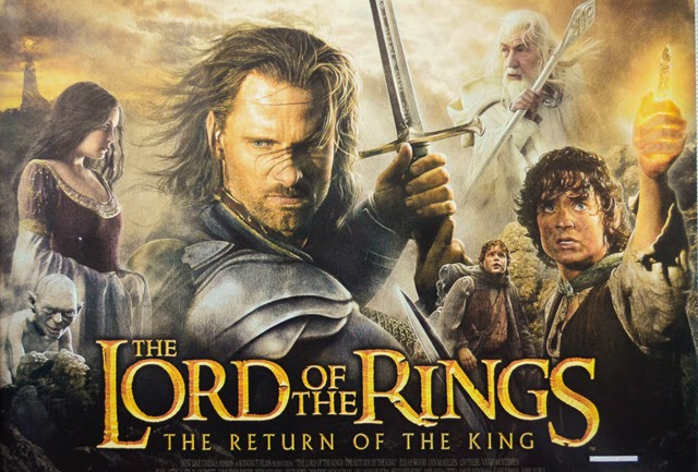 Chúa Tể Của Những Chiếc Nhẫn 3: Sự Trở Lại Của Nhà Vua -The Lord of the Rings: The Return of the King razorphim