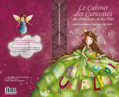 Livre princesses et fées, album jeunesse