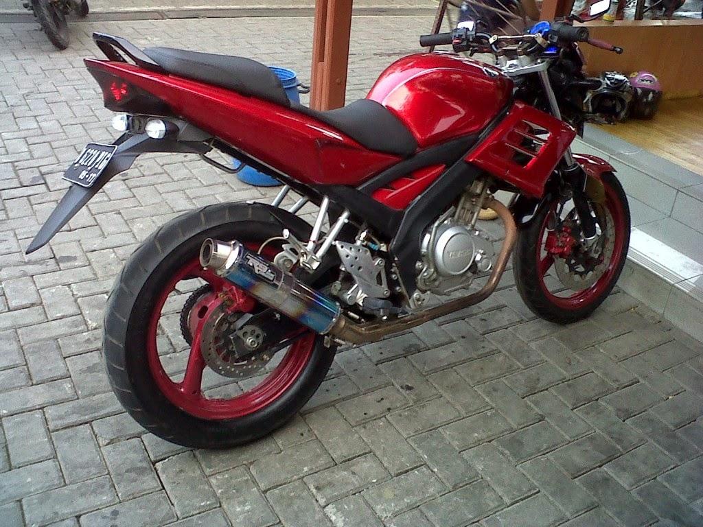 Modif Motor Yamaha Terbaru Sport Modifikasi Keren Modifikasi Motor