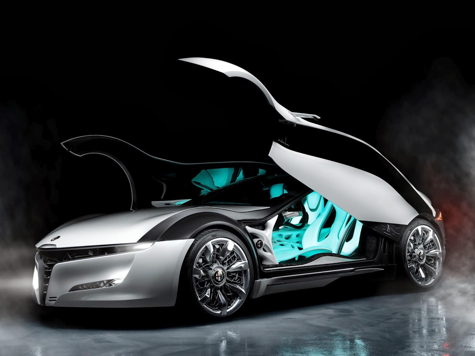 alfa romeo pandion concept car hd wallpaper carwallbase.blo.com