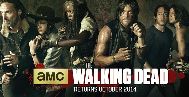 migliori serie tv, serie tv preferite, the walking dead