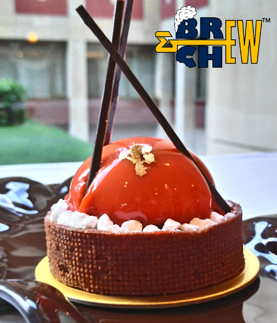Fabelle Chocolate Boutique, ITC Hotel, Orange Cremeux