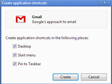 How to Create a Gmail shortcut on Your Desktop | Techrageous