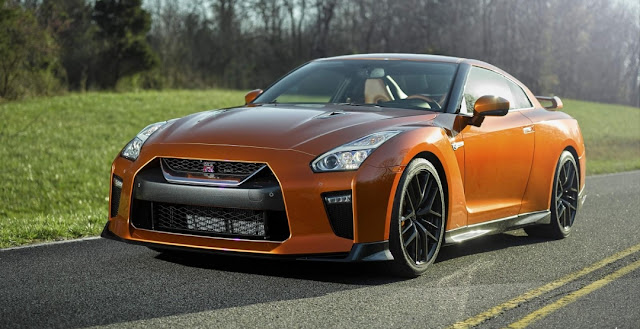 Nissan GT-R 2016-2017