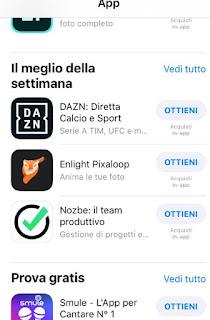 in-app iOS