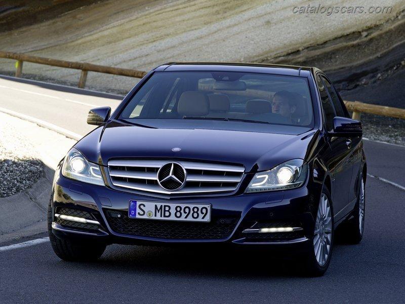 صور سيارة مرسيدس بنز C كلاس 2014 - اجمل خلفيات صور عربية مرسيدس بنز C كلاس 2014 - Mercedes-Benz C Class Photos Mercedes-Benz_C_Class_2012_800x600_wallpaper_03.jpg