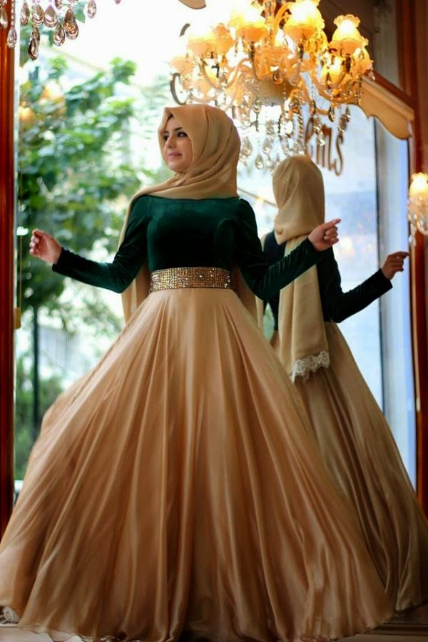 Robe Hijab Fashion