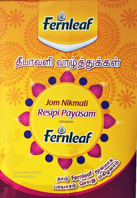 FERNLEAF Introduces New Payasam Recipes For This Deepavali