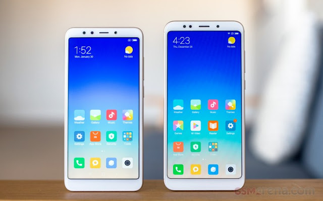 Redmi 5 plus Review and Redmi note 4