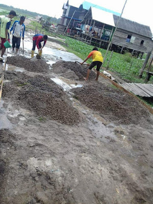 Gotot Holden, Pjs Kades yang Entaskan Desa Talang Rimba Dari Ketertinggalan