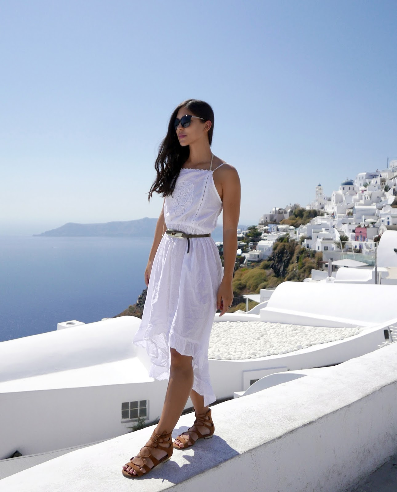 Euriental | luxury travel & style | Santorini Greece Imerovigli