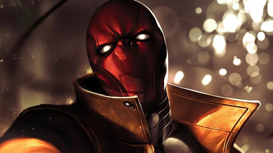 Red Hood, DC, Anti Hero, 4K, #6.2122
