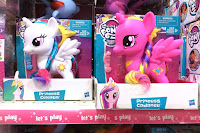 MLP Store Finds - Styling Size Princesses