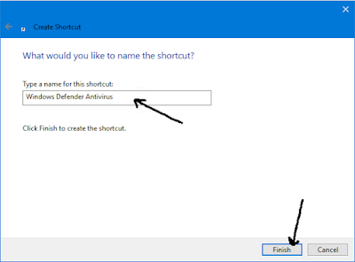 Tutorial kali ini kita akan membahas cara membuat shortcut Windows Defender Antivirus di w Cara Membuat Shortcut Windows Defender di Windows 10