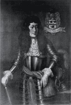 Maximilien de Brauwere, gouverneur de Nieuport.