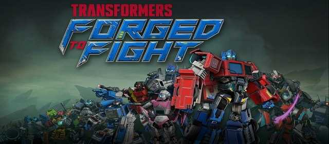 TRANSFORMERS: Forged to Fight Apk oyun indir Android Aksiyon!
